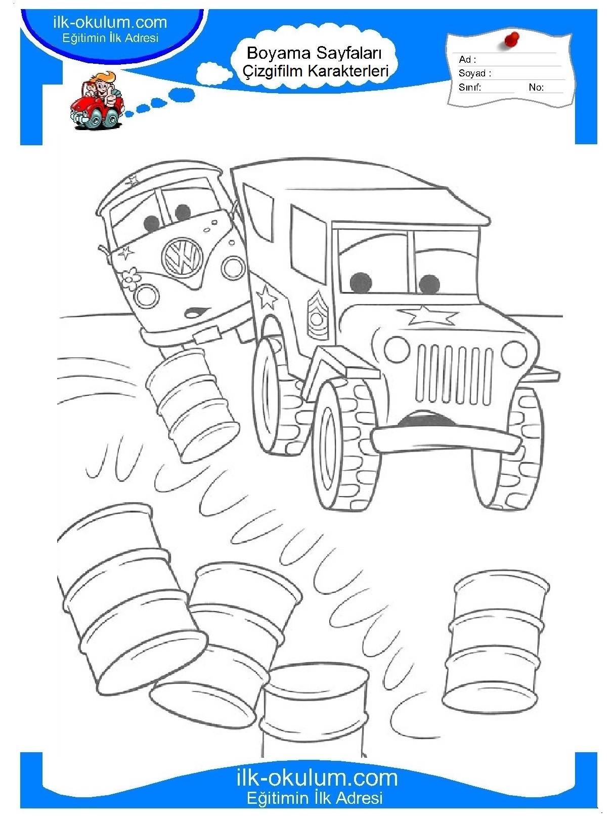 How to Draw 7 Letters  Drawing for Kids  Coloring Pages