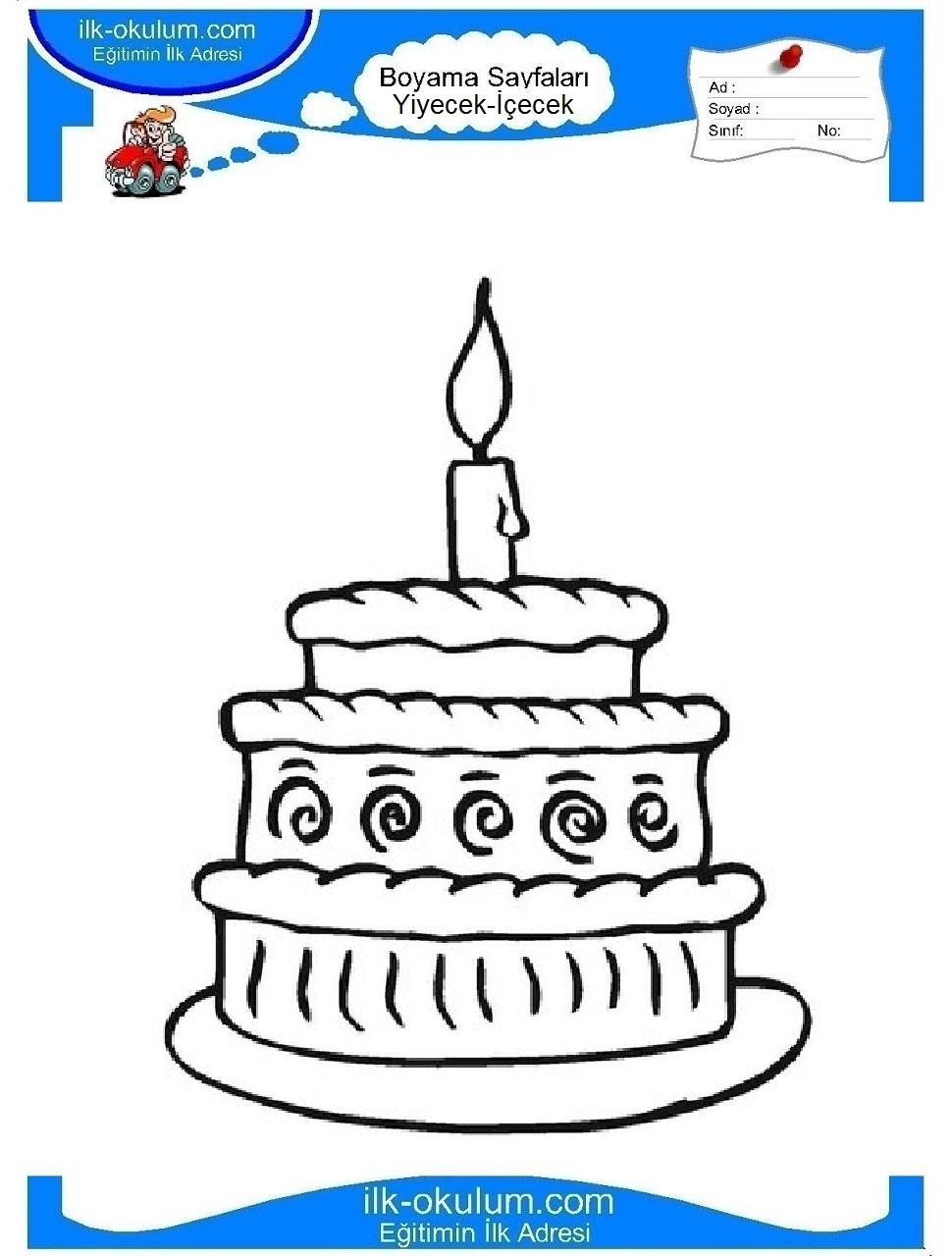 Открытка с днем рождения раскраска папе на день рождения